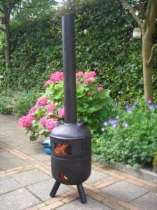 tuinkachels en vuurschalen voor meer warmte
